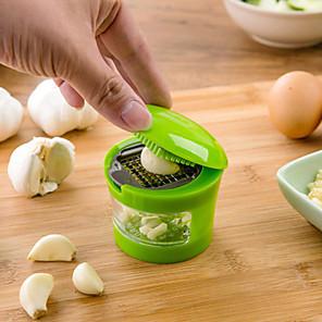 cheap Hair Dryers-Garlic Chopper Stainless Steel Garlic Press Ginger Mashing Machine Garlic Cutter
