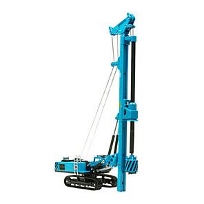cheap Toy Trucks & Construction Vehicles-1:60 Plastic ABS Drilling Rig Toy Truck Construction Vehicle Toy Car Retractable Excavating Machinery Boys' Girls' Kid's Car Toys