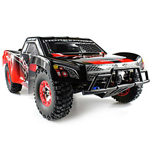 cheap RC Cars-RC Car WLtoys 12423 2.4G Buggy (Off-road) / Truck / Monster Truck Titanfoot 1:12 Brush Electric 50 km/h Remote Control / RC / Rechargeable / Electric
