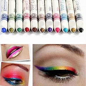 cheap Women's Boots-Eyeliner Makeup Tools Pens & Pencils Makeup Eye Daily Daily Makeup Long Lasting Natural Cosmetic Grooming Supplies