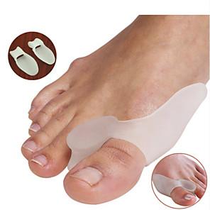 cheap Facial Care Devices-Unisex Toe Hallux Valgus Bunion Splint Thumb Corrector Toe Bending Orthosis Relief Pain Pedicure Feet Silicone Orthosi Care Tool