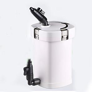 cheap Aquarium Heaters & Thermometers-Aquarium Fish Tank Filter Vacuum Cleaner Energy Saving Plastic 220 V / # / #