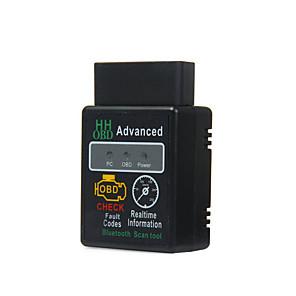 cheap OBD-ELM327 OBD2 OBDII Wireless Bluetooth 2.1 OBD 2 OBD II Diagnostic Scanner Reader Performance Plug and Drive Chip Tuning Box