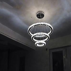 Cheap ceiling lights fans clearance online ceiling lights fans circular chandelier ambient light crystal led 110 120v 220 240v aloadofball Images