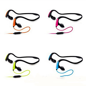 cheap Digital Voice Recorders-LITBest KM-J039 Neckband Headphone Wired with Microphone Sport Fitness