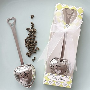 cheap Practical Favors-Tea Party Stainless Steel Tea Party Favors Classic Theme