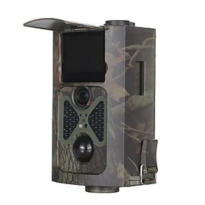 cheap CCTV Cameras-HC-500A Hunting Trail Camera / Scouting Camera 5MP Color CMOS 640x480 2.5 inch LCD 1280X960