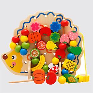 cheap Building Blocks-Muwanzi 1 pcs Educational Toy Wood Professional Novelty Kid's Adults' Boys' Girls' Toys Gifts