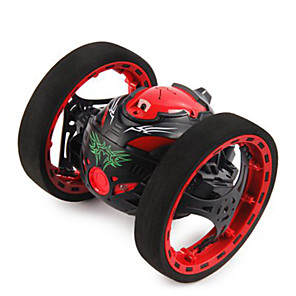 cheap RC Cars-RC Car PEG SJ88 2.4G Stunt Car / Bounce Car Rechargeable / Remote Control / RC / Electric