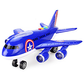 cheap Toy Trains & Train Sets-Toy Car Plane / Aircraft Simulation Extra Large Plastic ABS for Kid's Unisex Boys'