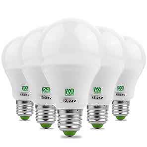 cheap Car DVR-YWXLight® Energy Saving E27/E26 5730SMD 7Watts 14LED Warm White Cool White Super High Brightness LED Bulb 12V 12-24V