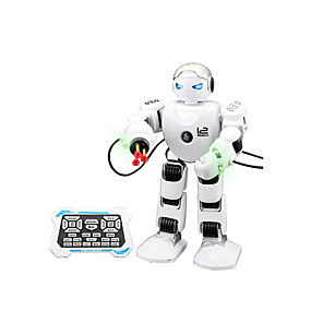 cheap RC Cars-RC Robot Toys Figures & Playsets 2.4G Plastic Metal Shooting Singing Dancing Walking Smart Self Balancing Programmable Remote Control