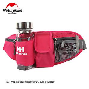 cheap Bikes-6 L Waist Bag / Waistpack Multifunctional Outdoor Green Black Red