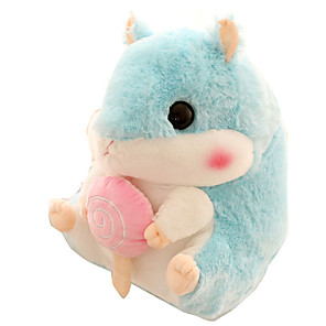 cheap Stuffed Animals-Stuffed Animal Plush Toys Plush Dolls Stuffed Animal Plush Toy Mouse Hamster Cute Lovely Imaginative Play, Stocking, Great Birthday Gifts Party Favor Supplies Boys and Girls Adults Kids