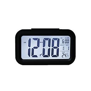 Casual / Traditional / Office / Business Plastics Indoor / Outdoor,AA Tabletop  Clock /
