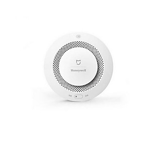 cheap Security Sensors & Alarms-Xiaomi Mijia Honeywell Alarm Security Sensor Fire Smoke & Gas Detectors Multifunction 2 Smart Home Security with Battery APP Control Wifi Supported iOS / Android for Kitchen / Bathroom Wall Mounted