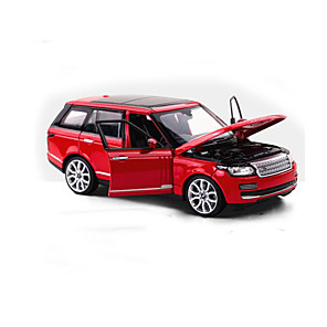 cheap Toy Cars-1:24 Toy Car Car SUV Plastic ABS Mini Car Vehicles Toys for Party Favor or Kids Birthday Gift 1 pcs / Kid's / 14 years+