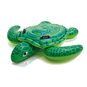 cheap Inflatable Ride-ons & Pool Floats-Inflatable Pool Float Beach Toy Kiddie Pool Pool Lounger Inflatable Pool Floating Summer Splash Party Favors PVC Summer Turtle Pool Kid's Adults'