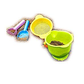 cheap Beach & Sand Toys-Beach Toy Beach Sand Toys Set Water Toys Plastic Novelty For Kid's Adults'
