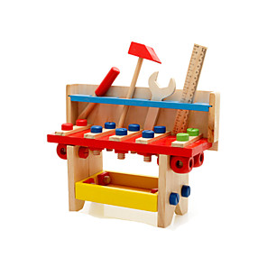 cheap Building Blocks-Building Blocks For Gift  Building Blocks Leisure Hobby Square Toys 2 to 4 Years 5 to 7 Years Toys