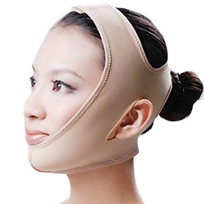 cheap Facial Care Devices-1pcs delicate facial thin face mask slimming bandage skin care belt shape and lift reduce double chin face mask face thining band
