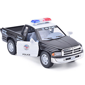 cheap Toy Cars-1:44 Toy Car Model Car Car Truck Police car Simulation Mini Car Vehicles Toys for Party Favor or Kids Birthday Gift / Kid's