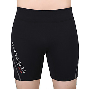 cheap Wetsuits, Diving Suits & Rash Guard Shirts-Dive&Sail Men's Women's Wetsuit Shorts 1.5mm Neoprene Shorts Bottoms Breathable Anatomic Design Swimming Diving Classic Summer / Stretchy