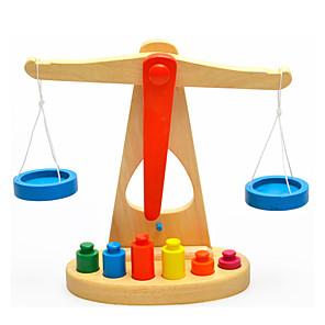 cheap Building Blocks-Montessori Teaching Tool Educational Toy Education Kid's Boys' Girls' Toy Gift 1 pcs
