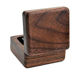 cheap Music Boxes-Music Box Wooden Music Box Antique Music Box Unique Wood Women's Unisex Girls' Kid's Adults Graduation Gifts Toy Gift