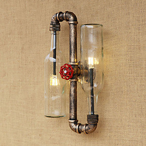 cheap Indoor Wall Lights-Modern / Contemporary / Country LED Wall Lights Metal Wall Light 110-120V / 220-240V 3 W / G4