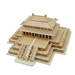 cheap 3D Puzzles-3D Puzzle Fun Wood Classic Kid's Unisex Toy Gift