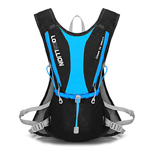cheap Running Bags-Bag Chest Bag for Running Camping / Hiking Cycling / Bike Men's Women's Terylene Performance Leisure Sports Outdoor Sky Blue Purple Red / Reflective Strips / iPhone 8/7/6S/6