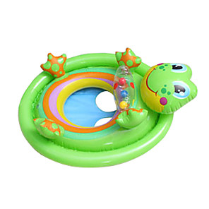 cheap Inflatable Ride-ons & Pool Floats-Inflatable Pool Float Swim Rings Inflatable Ride-on Inflatable Pool PVC(PolyVinyl Chloride) Summer Pool Kid's Adults'