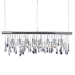 cheap Ceiling Lights-UMEI™ 8-Light 5 cm LED / Designers Pendant Light Metal Electroplated Modern Contemporary 110-120V / 220-240V
