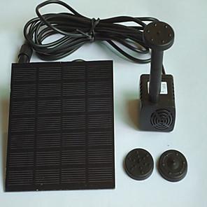 cheap Pumps & Filters-Aquarium Fish Tank Water Pump Vacuum Cleaner Adjustable Noiseless Solar Plastic 1 set 110 V