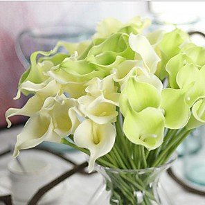 cheap Artificial Plants-Real touch Modern Style Bouquet Tabletop Flower Bouquet 10