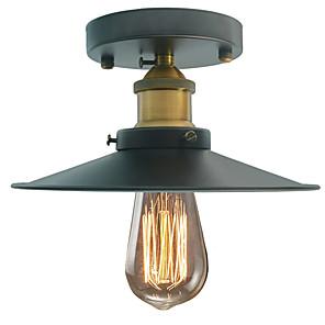 cheap Ceiling Lights-1-Light 22 cm LED / Designers Flush Mount Lights Metal Painted Finishes Modern Contemporary 200-240V / 110-120V / E26 / E27