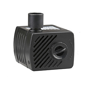cheap Pumps & Filters-Aquarium Fish Tank Aquariums Water Pump Vacuum Cleaner Energy Saving Noiseless Fountain Plastic 220 V / # / #