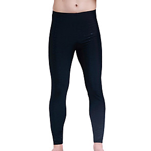 cheap Wetsuits, Diving Suits & Rash Guard Shirts-SBART Men's Dive Skin Leggings Bottoms SPF50 UV Sun Protection Quick Dry Diving Surfing Snorkeling