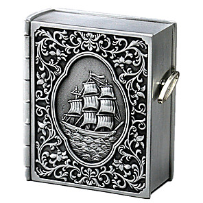 cheap Music Boxes-Music Box Classic Engraved Unique Metalic Women's Unisex Boys' Girls' Kid's Adults Kids Adults' Graduation Gifts Toy Gift