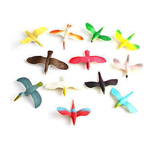cheap Animal Action Figures-Toys Toys Animal Plastic Girls' Boys' Pieces