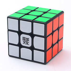 cheap Magic Cubes-Speed Cube Set Magic Cube IQ Cube Weilong Magic Cube 3D Puzzle Sticker Puzzle Cube Smooth Sticker DIY Classic Kid's Adults' Toy Unisex Gift