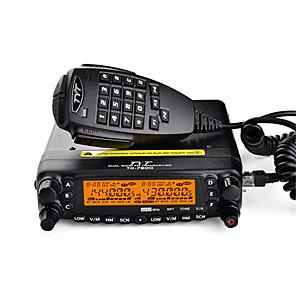 halpa Radiopuhelimet-tyt th-7800 handheld / ajoneuvolla asennettu kaksikaista / ctcss / cdcss / tone / dtmf> 10km walkie-talkie kaksisuuntainen radio