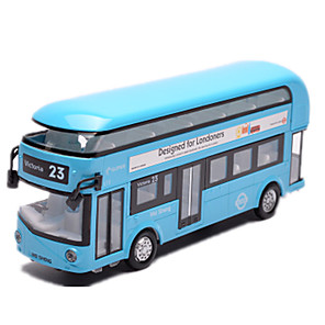 cheap Toy Cars-Pull Back Vehicle Car Bus Truck Metal Alloy Mini Car Vehicles Toys for Party Favor or Kids Birthday Gift