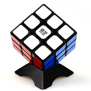 cheap Magic Cubes-Speed Cube Set Magic Cube IQ Cube QI YI 3*3*3 Magic Cube Puzzle Cube Smooth Sticker Toy Unisex Gift