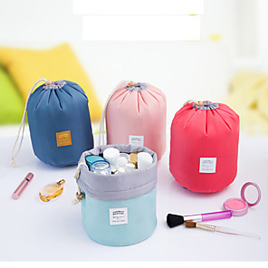 cheap Travel Security-1pc Travel Organizer Travel Luggage Organizer / Packing Organizer Cosmetic Bag Large Capacity Waterproof Portable for Clothes Nylon 23*17 cm Women's Travel / Durable