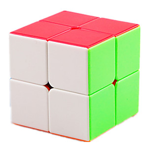cheap Magic Cubes-Speed Cube Set Magic Cube IQ Cube 2*2*2 Magic Cube Puzzle Cube Fun Classic Kid's Toy Unisex Gift