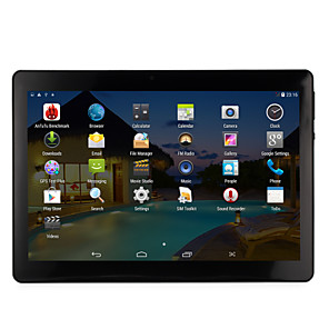 cheap Android Tablets-Jumper 10.1 inch Android Tablet (Android 5.1 1280 x 800 Quad Core 1GB+16GB) / 64 / Mini USB / SIM Card Slot / TF Card slot / 3.5mm Earphone Jack