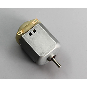 cheap Robots & Accessories-DC Toy Motor DIY Small Production Motor 3V-6V Four-Wheel Motor Micro Motor Square
