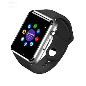 cheap Smartwatches-Smartwatch W8 for Android Calories Burned / Long Standby / Hands-Free Calls / Touch Screen / Camera Stopwatch / Call Reminder / Activity Tracker / Sleep Tracker / Sedentary Reminder / 0.3 MP